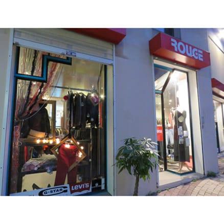 rouge concours vitrines de no l la f e bons plans infos frivoles d couvertes et adresses. Black Bedroom Furniture Sets. Home Design Ideas
